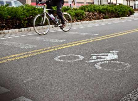 Bike Lane On Amsterdam Ave?