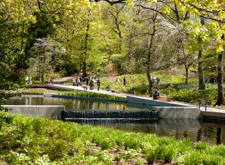 Native Plant Garden Wine Weekend at New York Botanical Garden