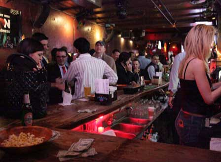 Catch The NBA Playoffs In Midtown