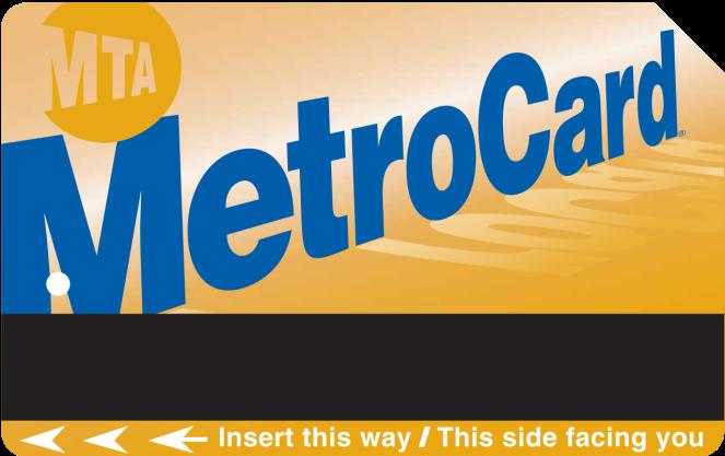Free Unlimited Metro Card in Upper Manhattan