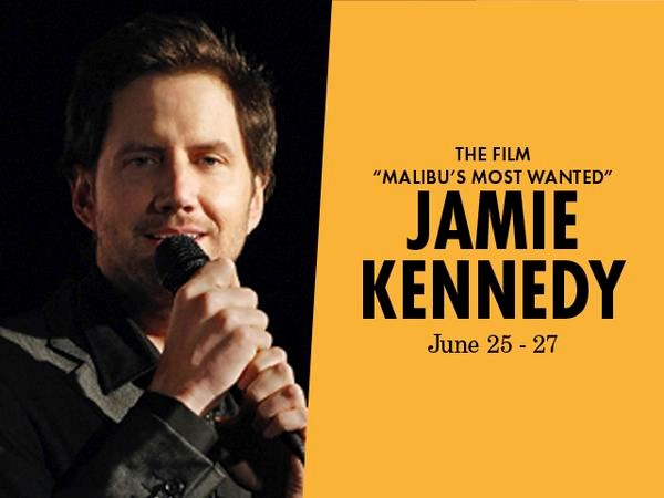 Jamie Kennedy Live at Caroline's on Broadway