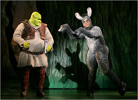 Shrek the Musical in Forest Park