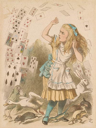Exhibit: 150 Years of Alice in Wonderland