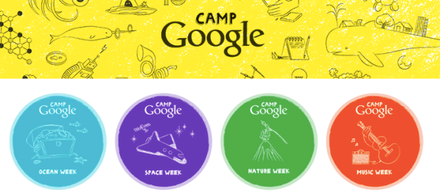 3 Free Interactive Online Summer Camps