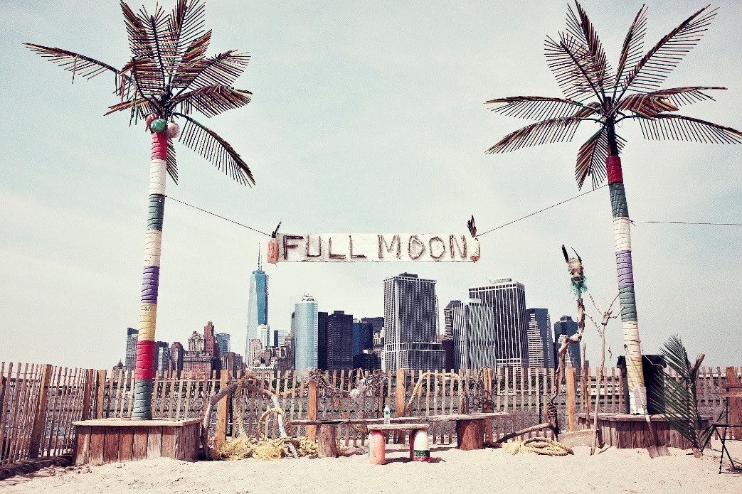 5th Annual Full Moon Fest Starts This Weekend