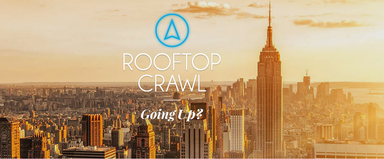 Rooftop Crawl This Weekend