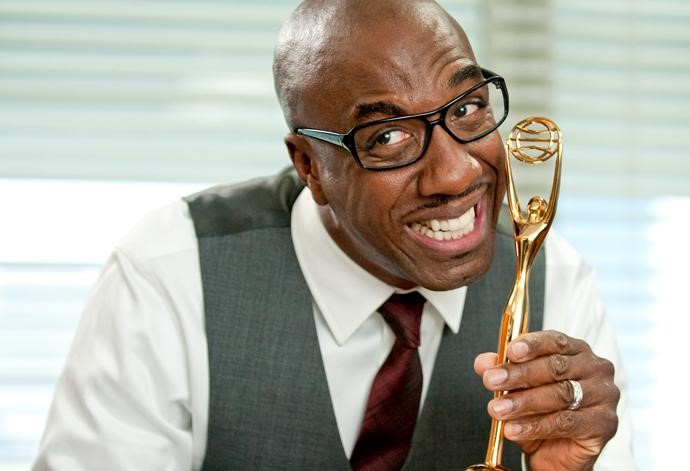 JB Smoove Performs Live at Caronline's on Broadway