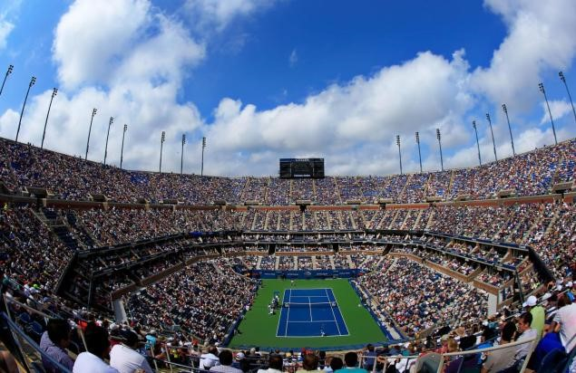 US Open Tennis Championships in Queens, NY