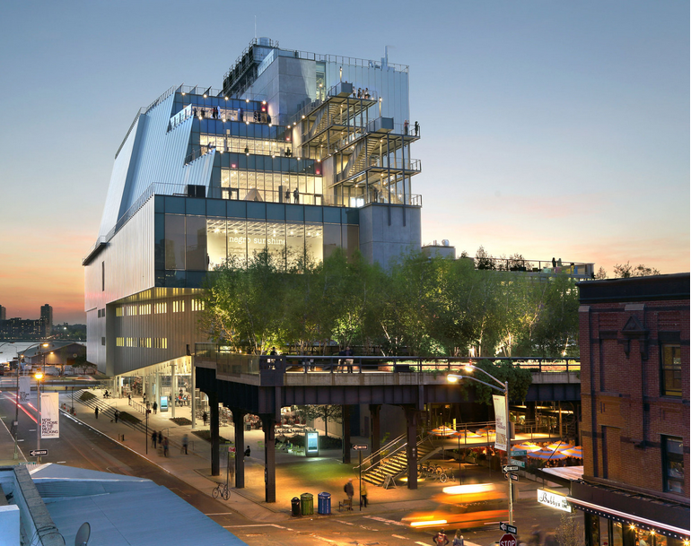 Whitney Museum of American Art Extends Summer Hours