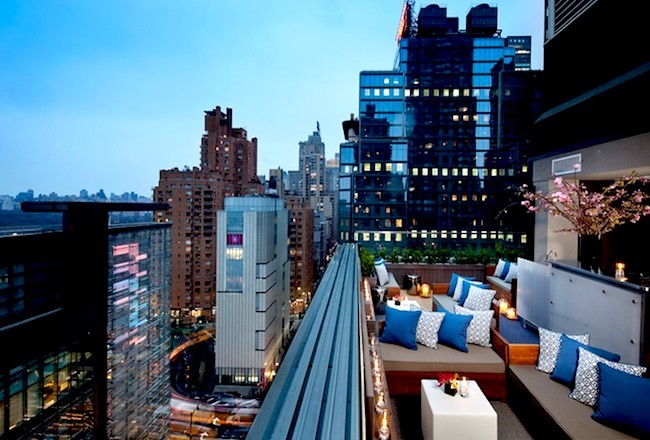 Top 5 Rooftop Bars on the Upper West Side
