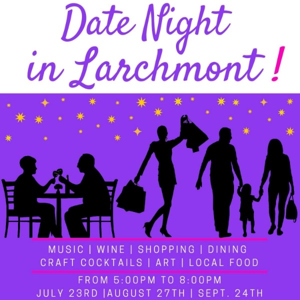 Date Night Exhibit in Larchmont
