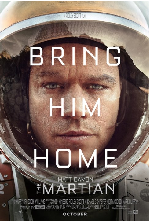 Watch The Martian at Draft House Films Movie Theatre