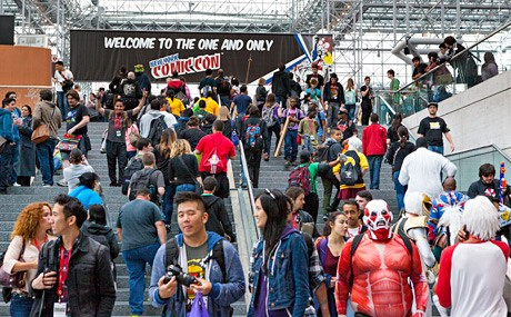 New York Comic Con Starts This Week