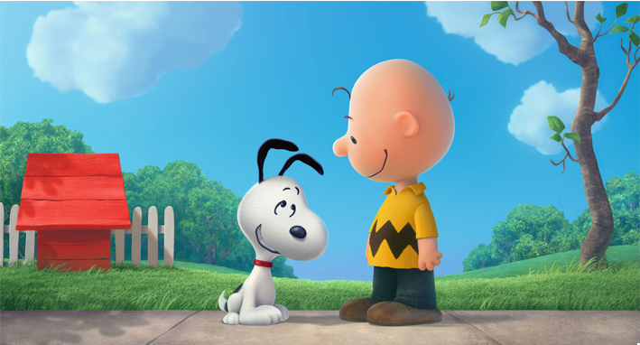 NYC Goes Peanuts for Charlie Brown