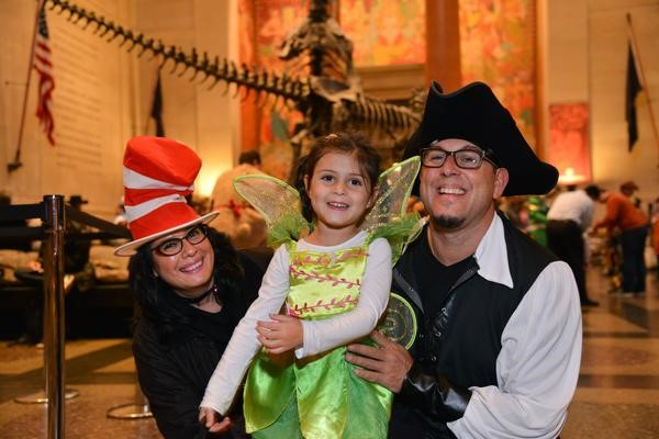 Halloween Celebration at the American Museum of Natural History