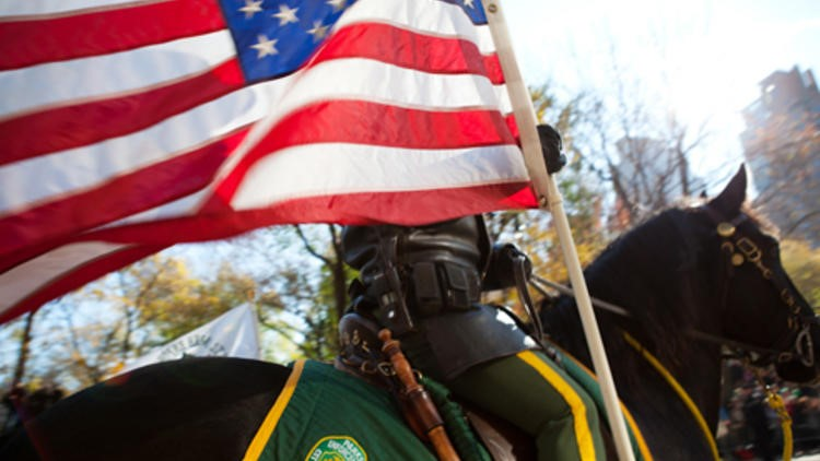 Veterans Day Parade on Wed, Nov. 11th