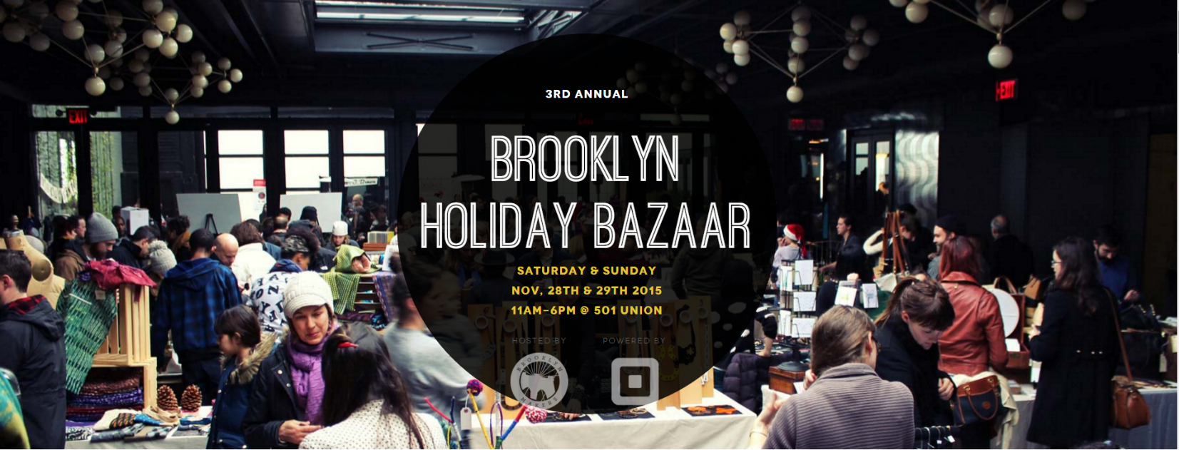 Brooklyn Holiday Bazaar Event This Weekend