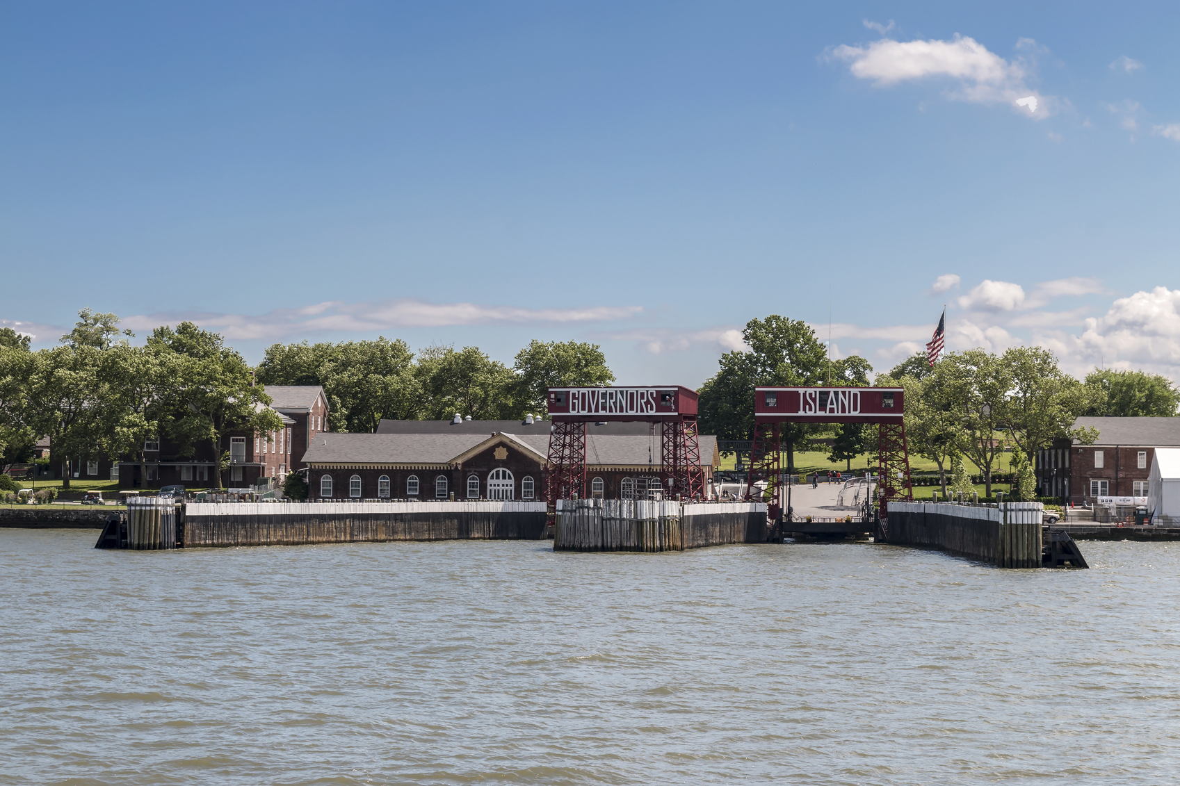Governor's Island Park is Opening in July