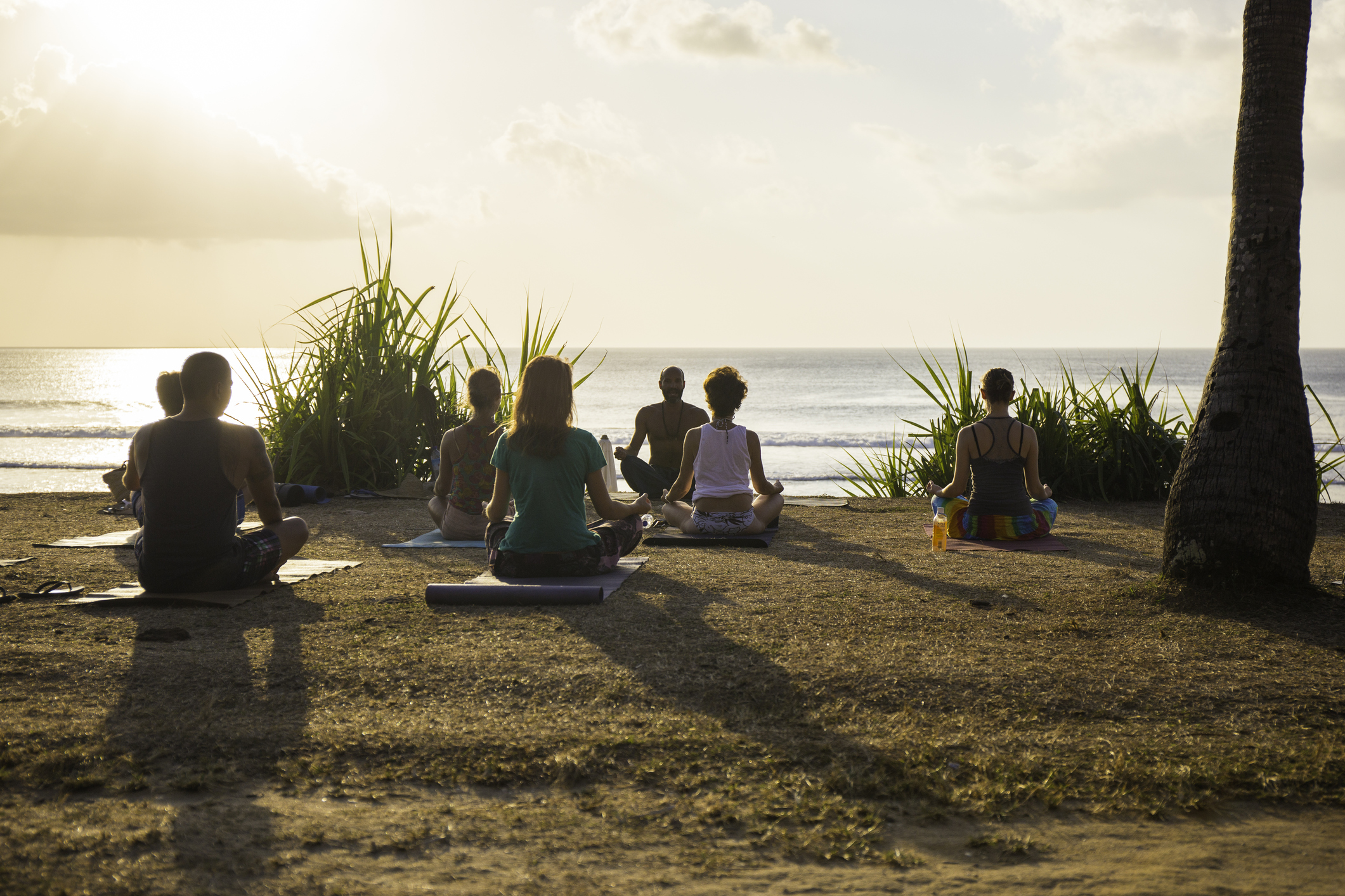 Yoga on the Beach: Beginners Guild