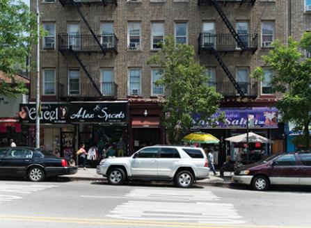 NYC Washington Heights 1306 St. Nicholas