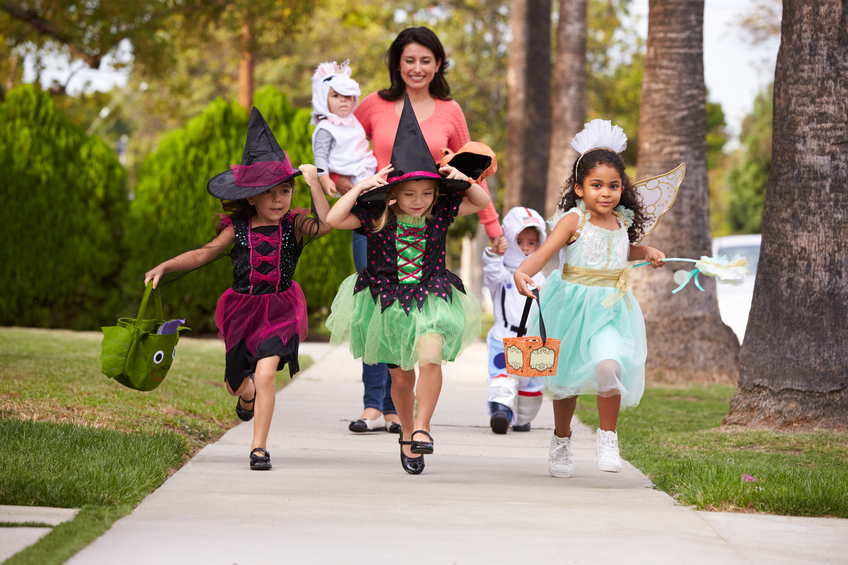 Halloween Safety Tips image