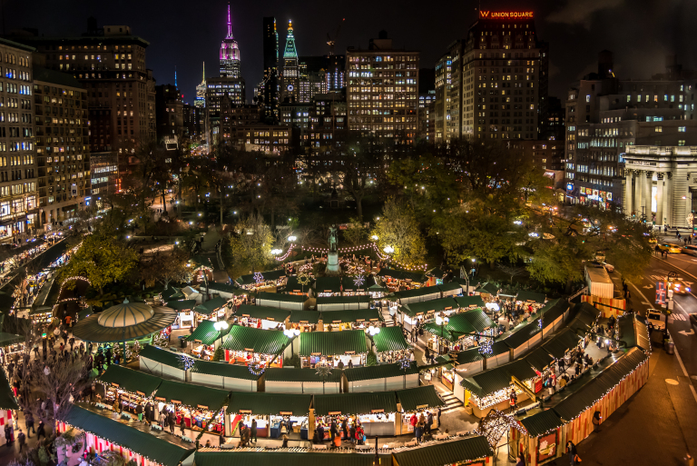 Union Square Holiday Market image