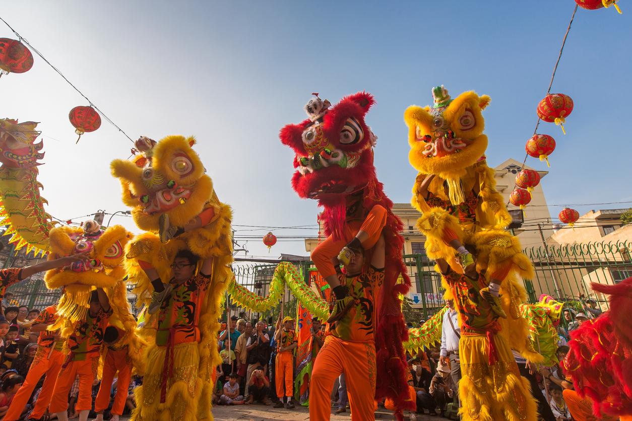 NYC Chinese New Year Parade