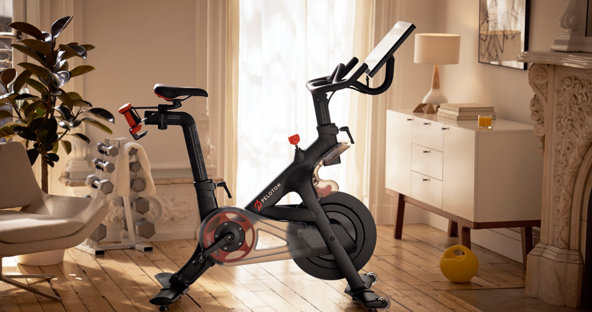 Peloton Bike Coming to Independence Plaza image