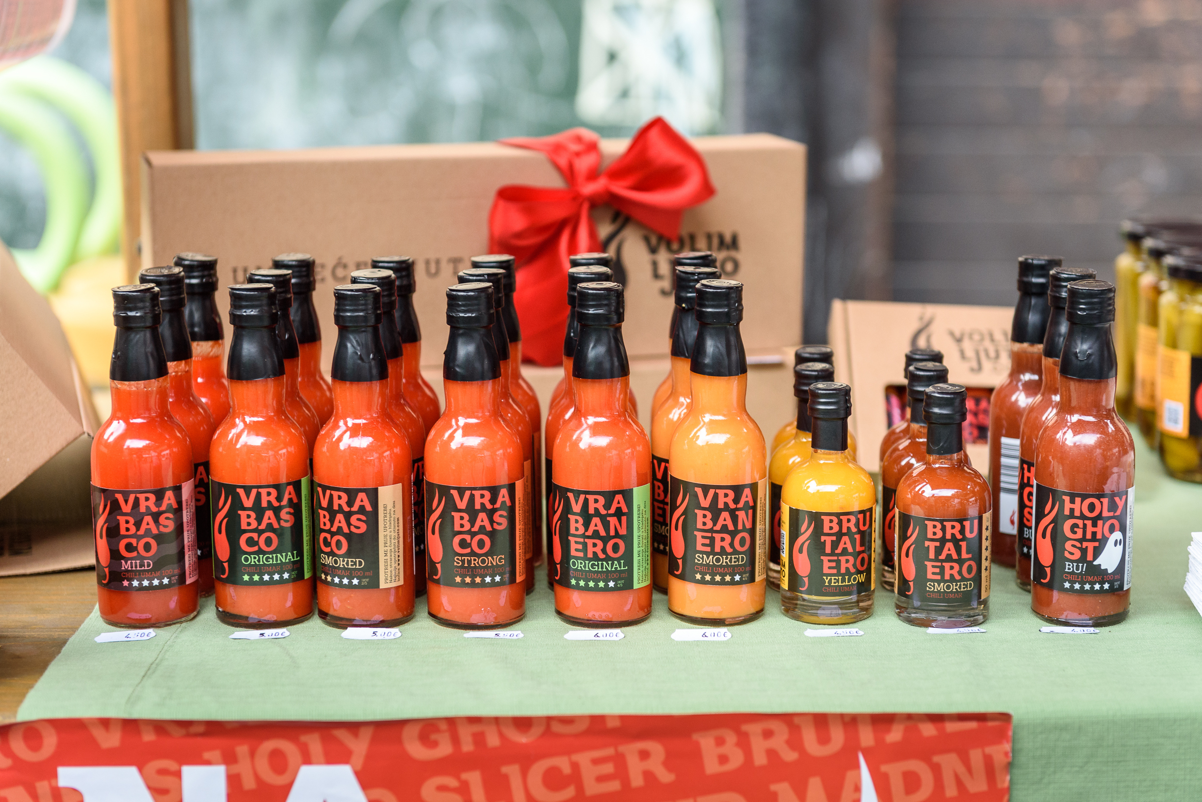 Feel the HEAT with NYC Hot Sauce Expo
