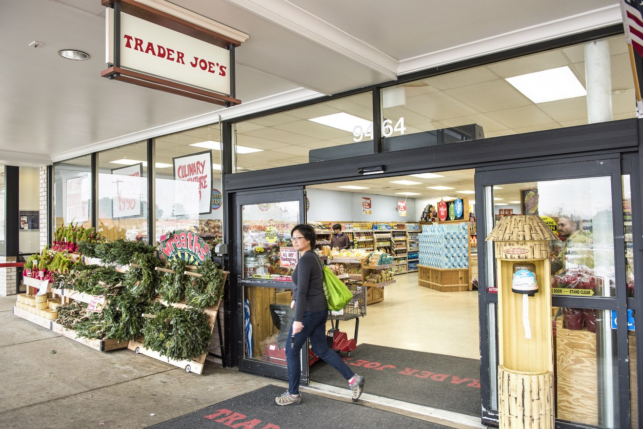 Welcoming Trader Joe's to UWS