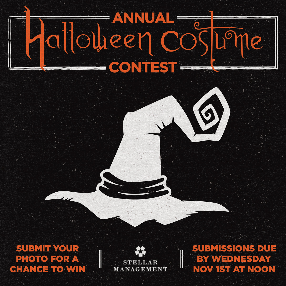 Stellar Management Halloween Contest 2018 image