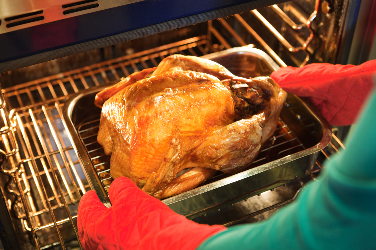 Thanksgiving Safety Tips from The National Fire Protection Association image