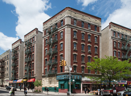 NYC  701 W 180TH STREET
