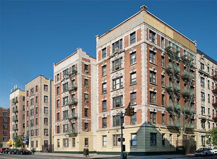 NYC  1071 ST NICHOLAS AVE