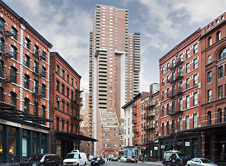 NYC Tribeca Independence Plaza 310-38K