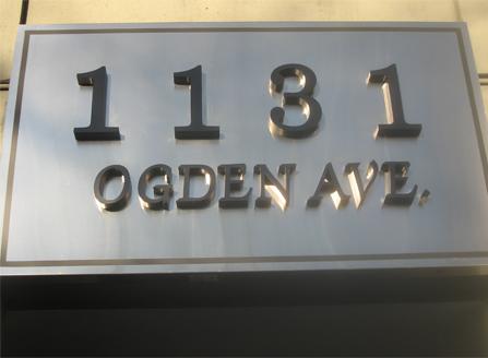 NYC Bronx 1131-1133 OGDEN AVE
